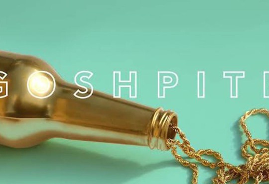 Gosh Pit – Gold Chain
